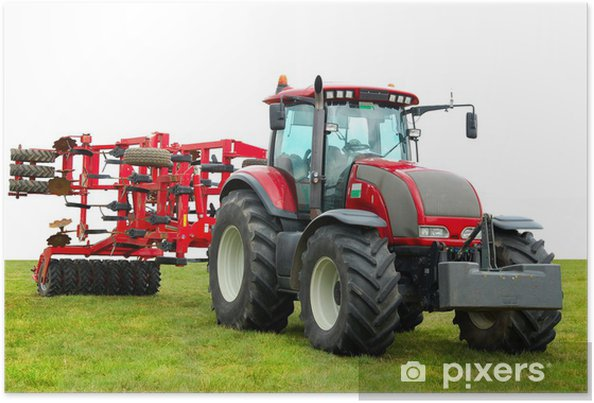 Poster Tractor - Thema's