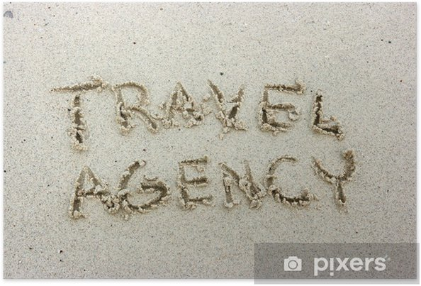 0ed56aff04 Travel agency Poster • Pixers® • We live to change