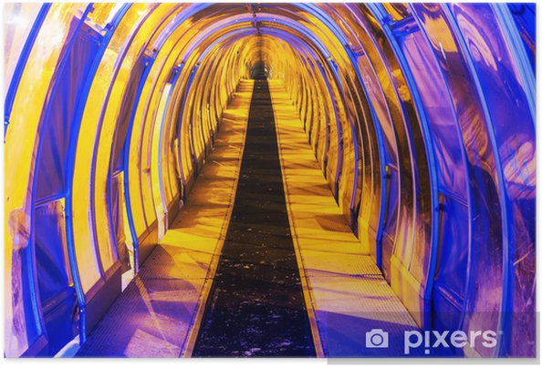Poster Tunnel - Thema's