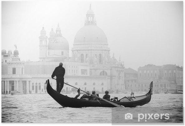 Póster Venecia - Temas