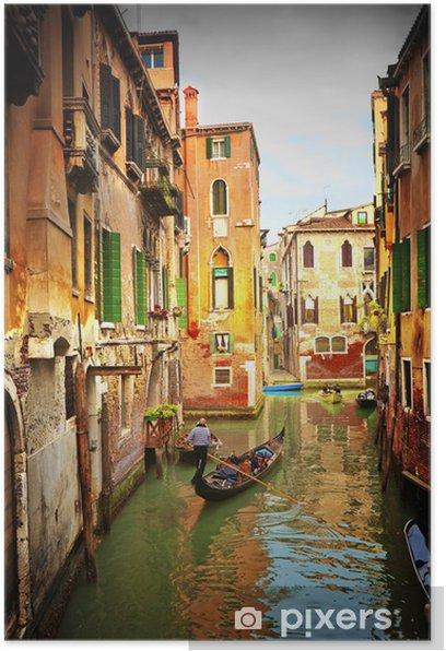 Poster Venice -