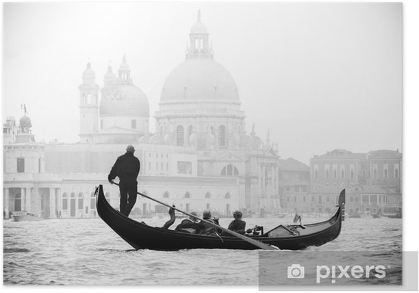 Venice Poster - Themes