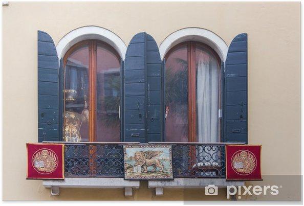 Poster Venise, en particulier - Vacances