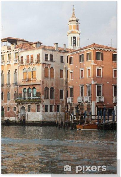 Poster Venise, Italie - Villes européennes