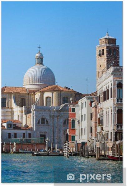 Poster Venise, Italie - Europe