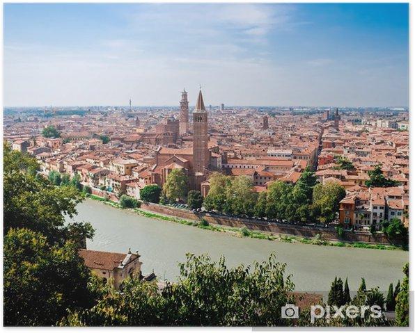 Poster Verona - Europe