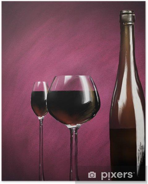 Poster Vin - Thèmes