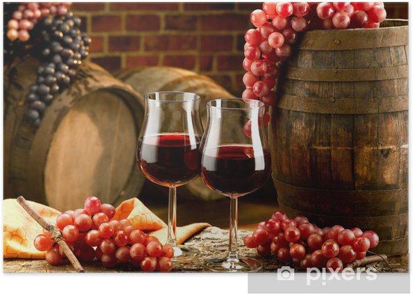 vino Poster - Wine