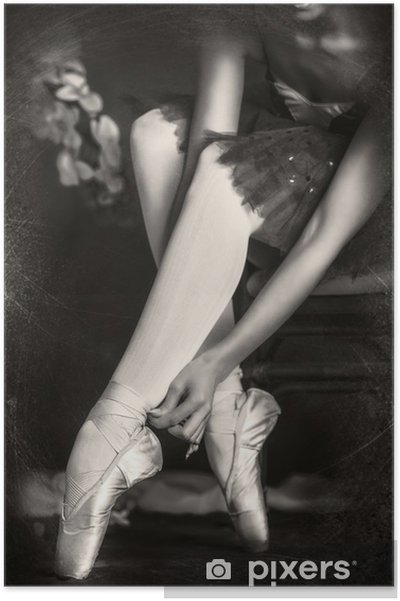 Poster Vintage art - Stijlen