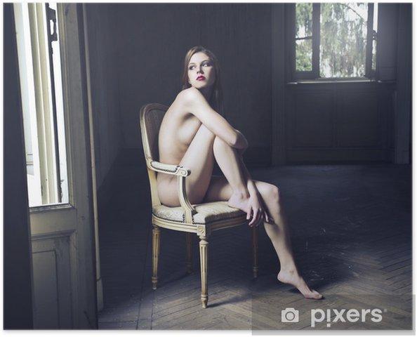 Poster Vintage skönhet - Teman