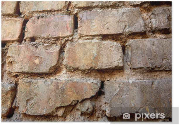 Poster Wall brick - Thèmes