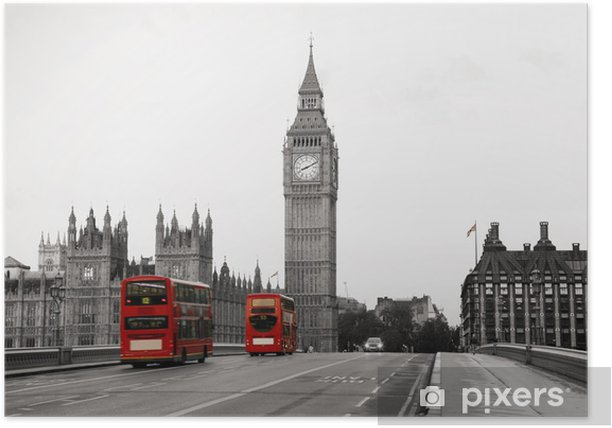 Westminster Palace Poster -