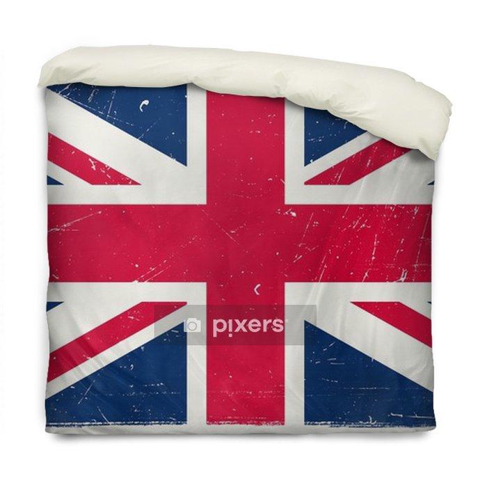 Poszewka na kołdrę Flaga wielkiej brytanii - Zasoby graficzne