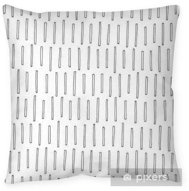 Poszewka na poduszkę Abstrakcyjny wzór - Zasoby graficzne