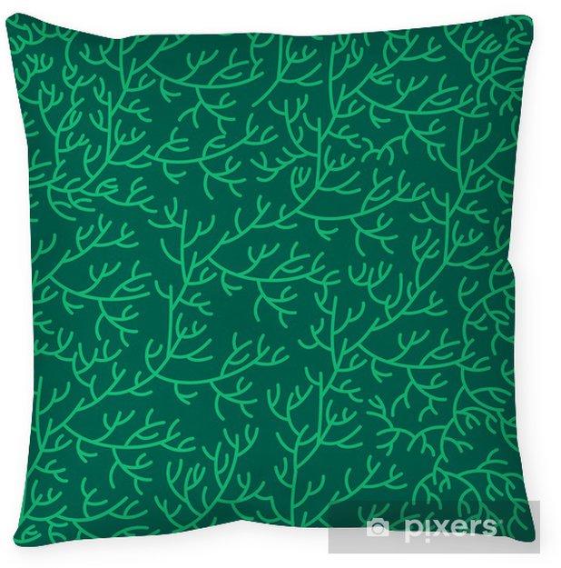 Poszewka na poduszkę Kwiatowy tekstury - Tła