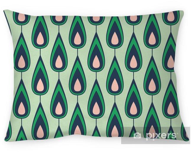 Povlak na polštář Seamless vintage pattern - Grafika