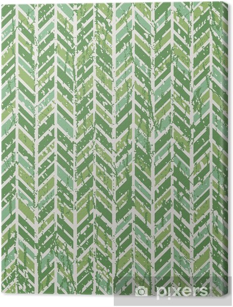Abstract Herringbone Pattern in Green Premium prints - Graphic Resources