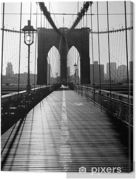 Brooklyn Bridge, Manhattan, New York City, USA Premium prints -