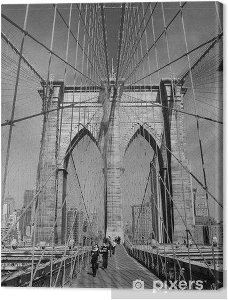 Brooklyn Bridge, New York Premium prints - Styles