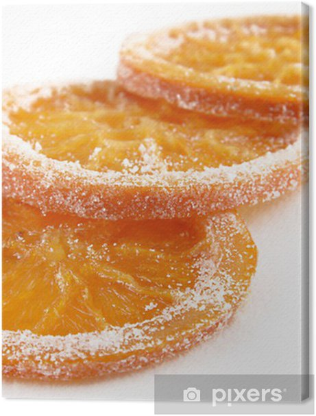 candied orange slices Premium prints - Fruit