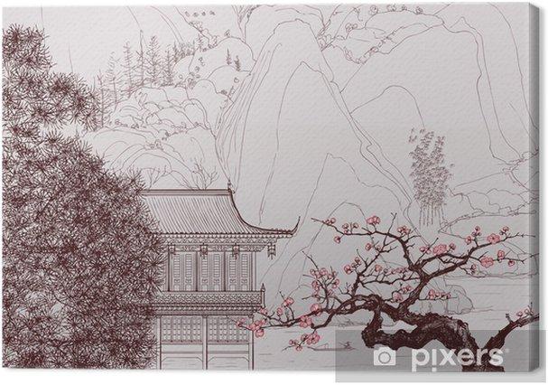 Chinese landscape Premium prints - Styles