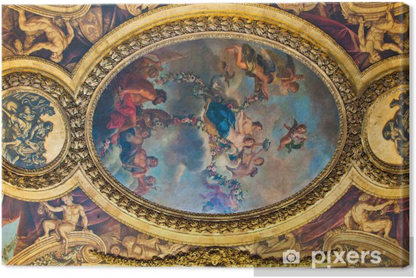 cilling in Versailles castle, France Premium prints - Business Situations