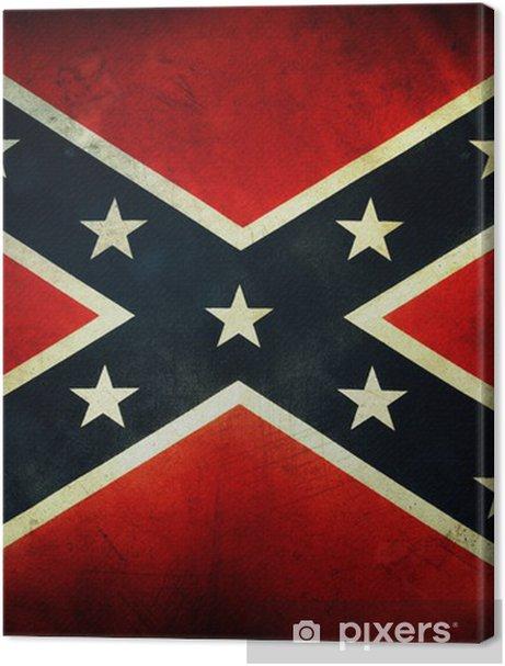 Confederate flag Premium prints - Themes