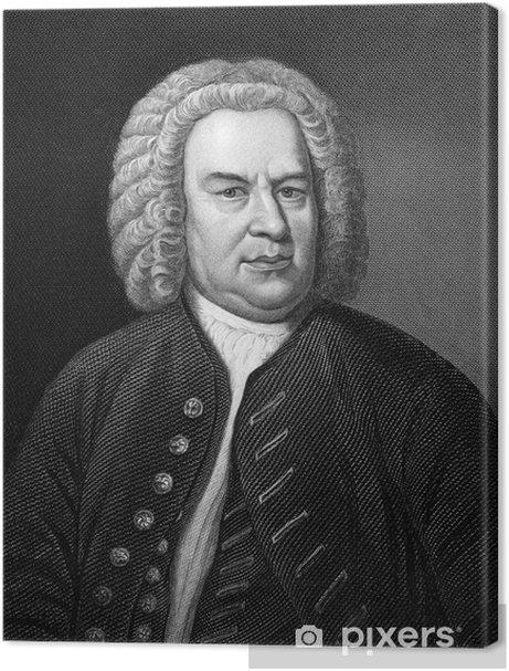 Johann Sebastian Bach Premium prints - Men