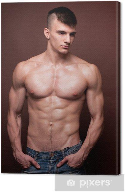 Male model Premium prints - Themes