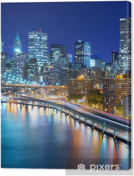Manhattan Skyline Premium prints - Themes