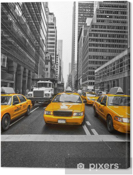 NEW YORK CITY -MARCH 25: Times Square, featured with Broadway Th Premium prints - Themes
