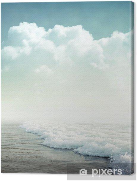 tropical background Premium prints - Landscapes