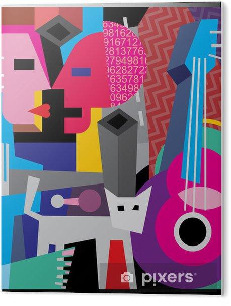 The Dance PVC Print - Themes
