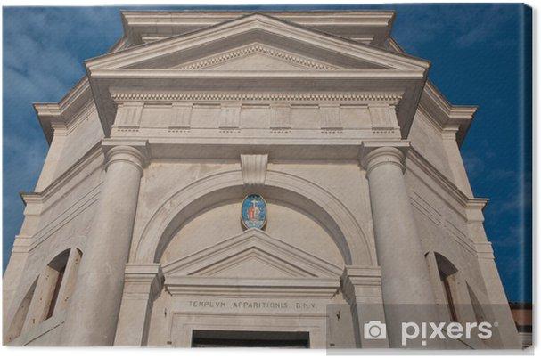 Quadro su Tela Chiesa di Pellestrina VE 272 - Edifici pubblici