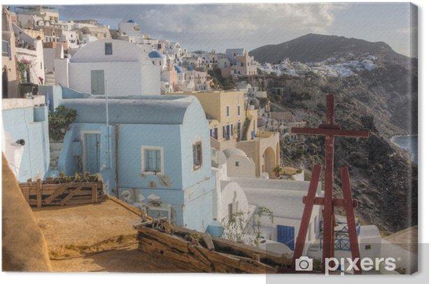Quadro su Tela Grecia - Europa