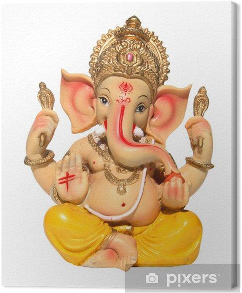 Quadro su Tela Inde - Ganesha - Ganesh - Asia