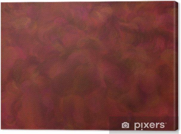 Quadro Su Tela Rosso Vino Astrazione Di Grafica Texture Sfondo