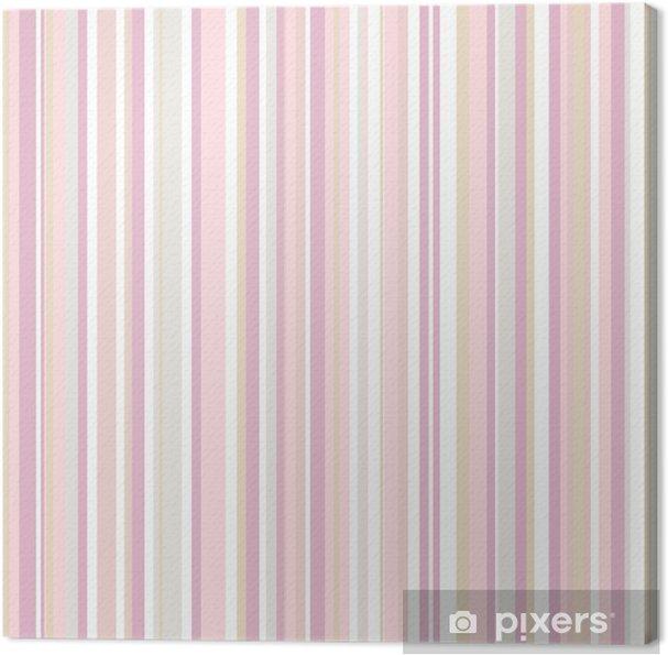 Quadro Su Tela Sfondo Con Colorate Rosa Viola Bianco E Grigio A Righe