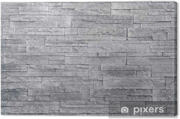 quadri-su-tela-sfondo-grigio-muro-di-pietra-piastrelle-di-pietra-impilati- vengono-spesso-utilizzati-in-decorazioni-di-design-d-39-interni-come-muro-di-  ... b021492f04f6