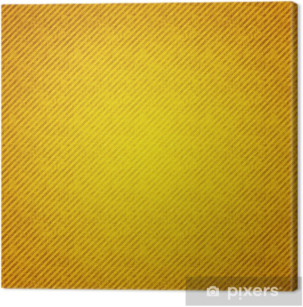 Quadro su Tela Striped background pattern - Sfondi