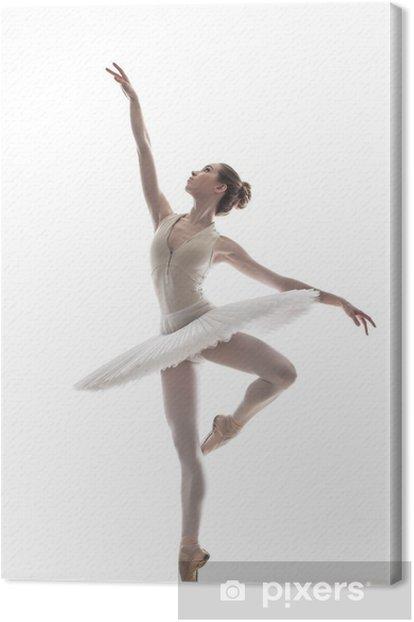 Quadro su Tela The dancer - Balletto