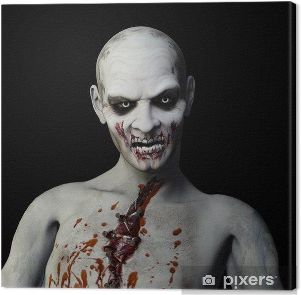 Quadro su Tela Un altro Zombie - Temi