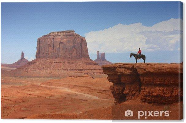Quadro su Tela USA - Monument valley - Temi