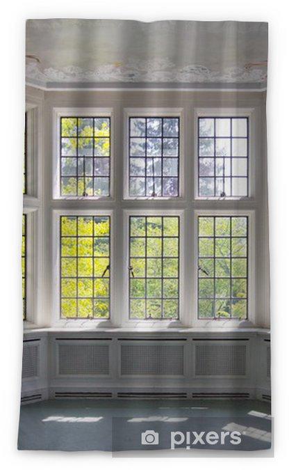 French Pane Bay Windows Sheer Window Curtain Pixers We Live
