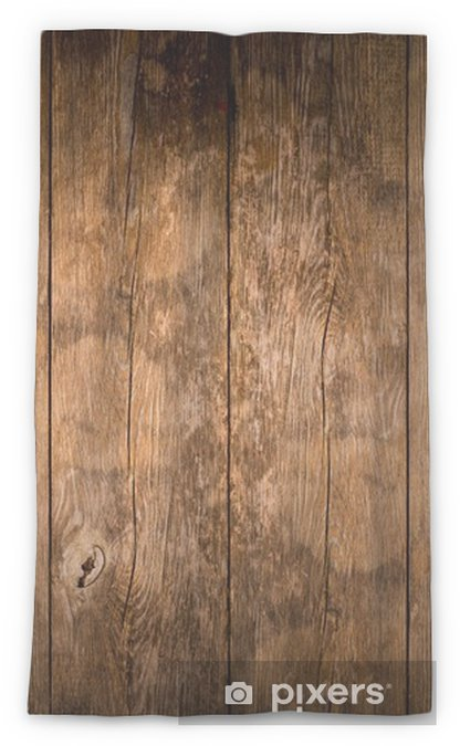 Rustic wood planks background Sheer Window Curtain - Graphic Resources