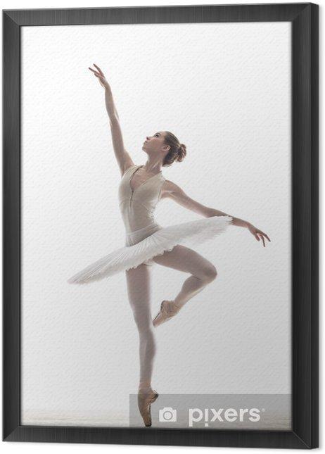 Tableau encadré Le danseur - Ballet