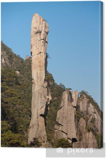 Tableau sur toile 巨蟒 出山 - Merveilles naturelles