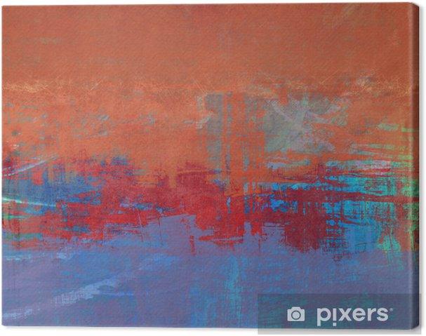 Tableau sur toile Abstract Backgrounds - Art et création