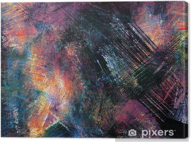 Tableau sur toile Abstract Backgrounds - Ressources graphiques