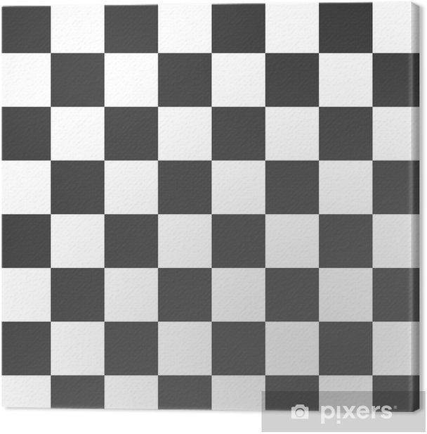 Tableau sur toile Abstrait - Abstrait